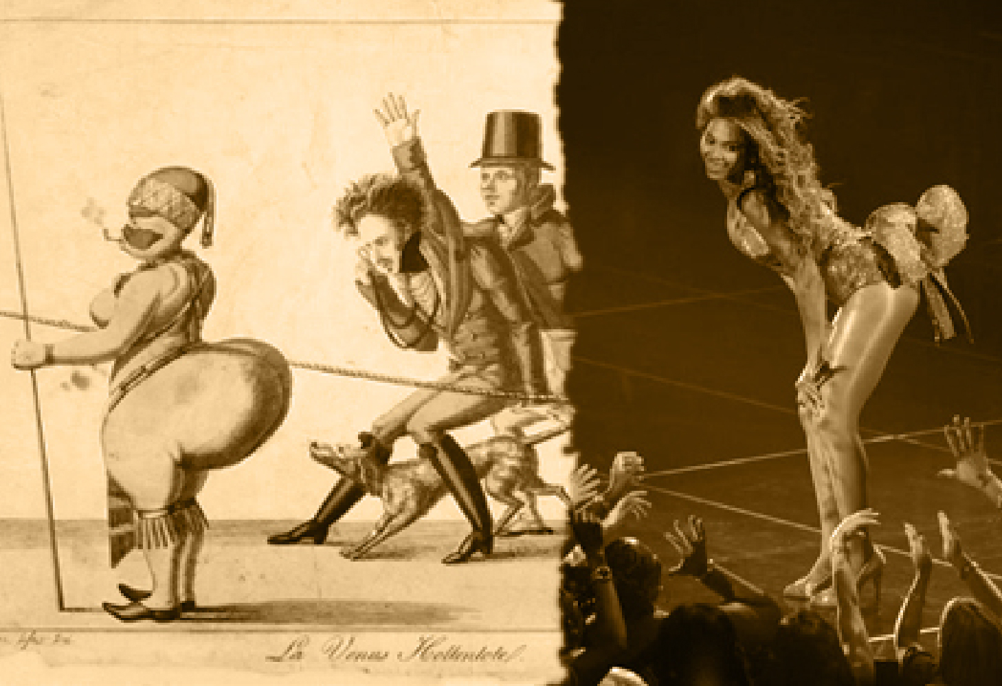 The Body: Baartman to Beyonce