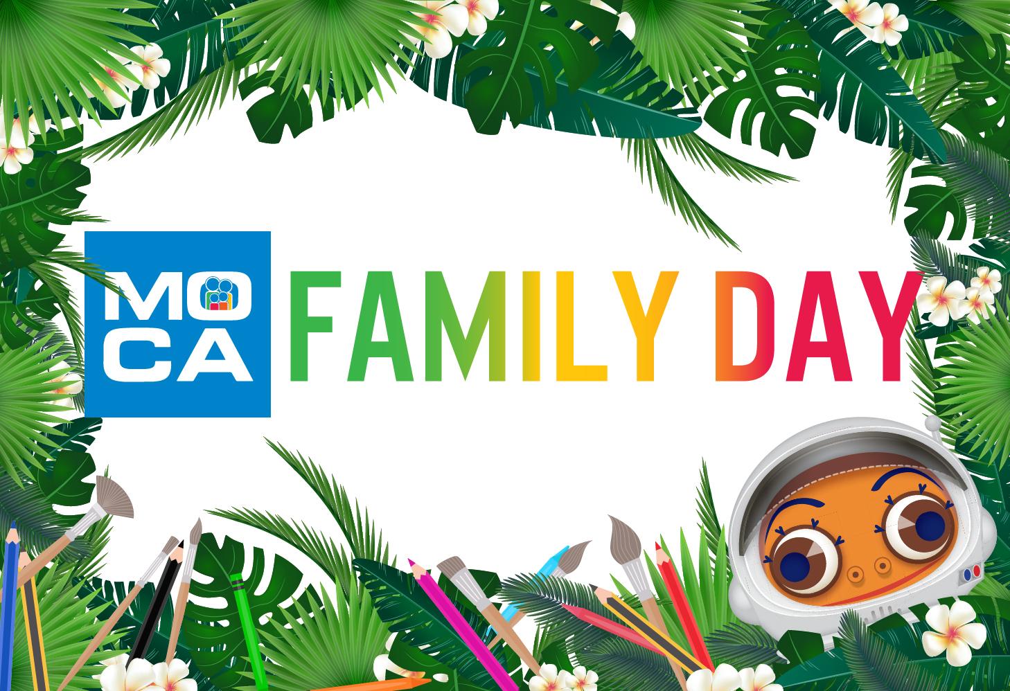 MOCA Family Day