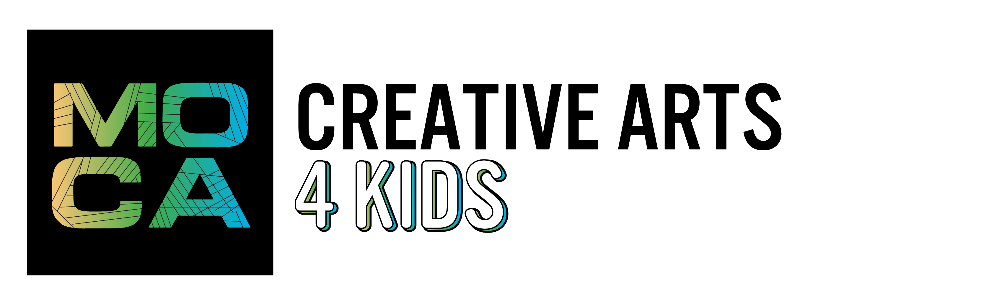 Creative Arts 4 Kids logo