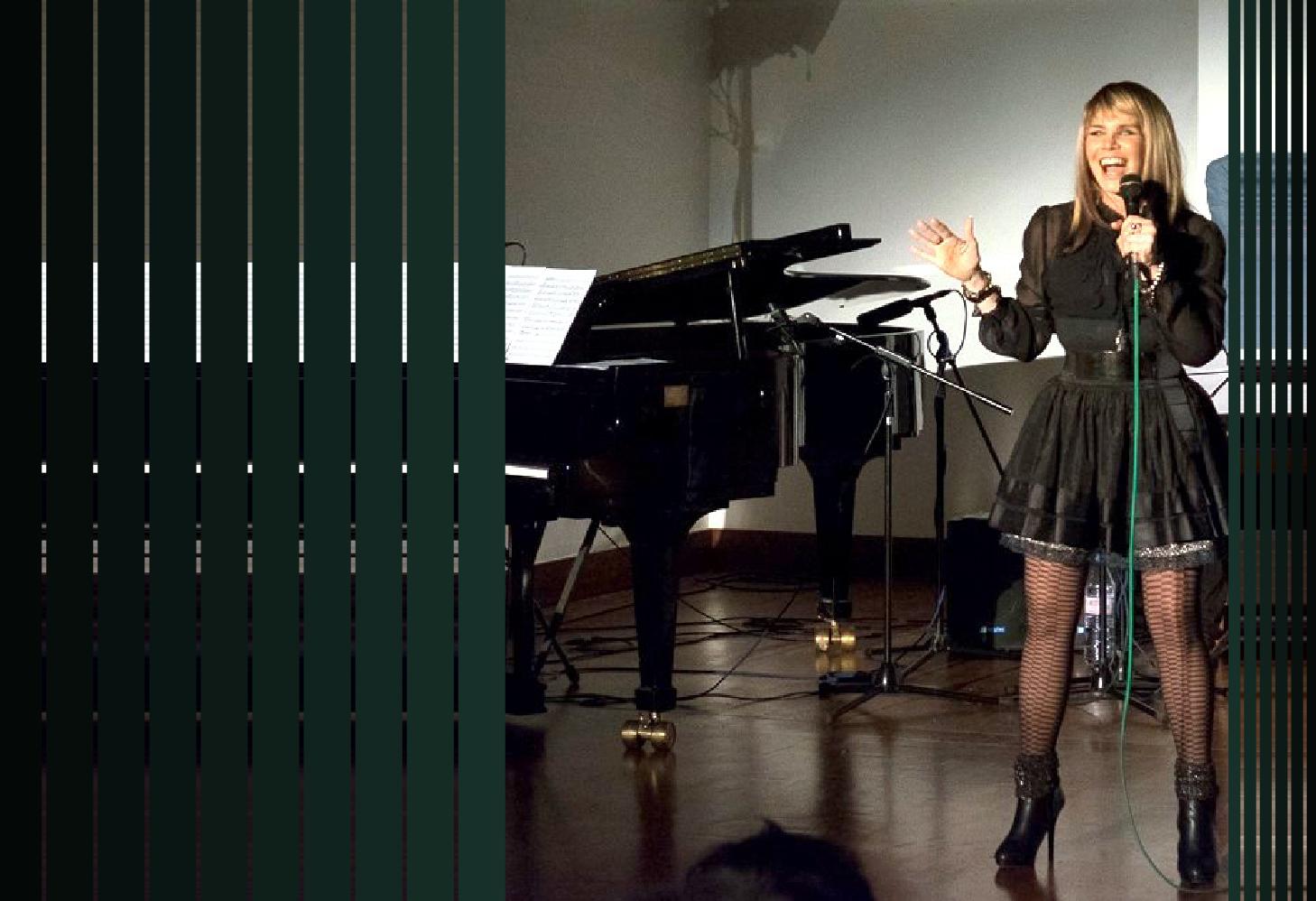 Jazz at MOCA × Maria Rivas