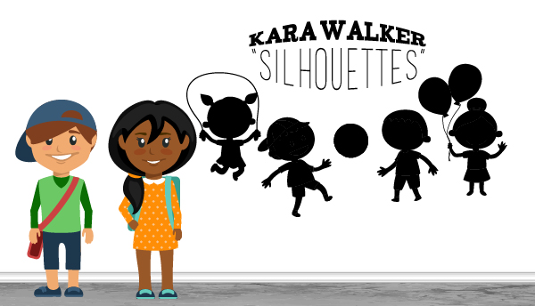 Creative Arts 4 Kids × Kara Walker