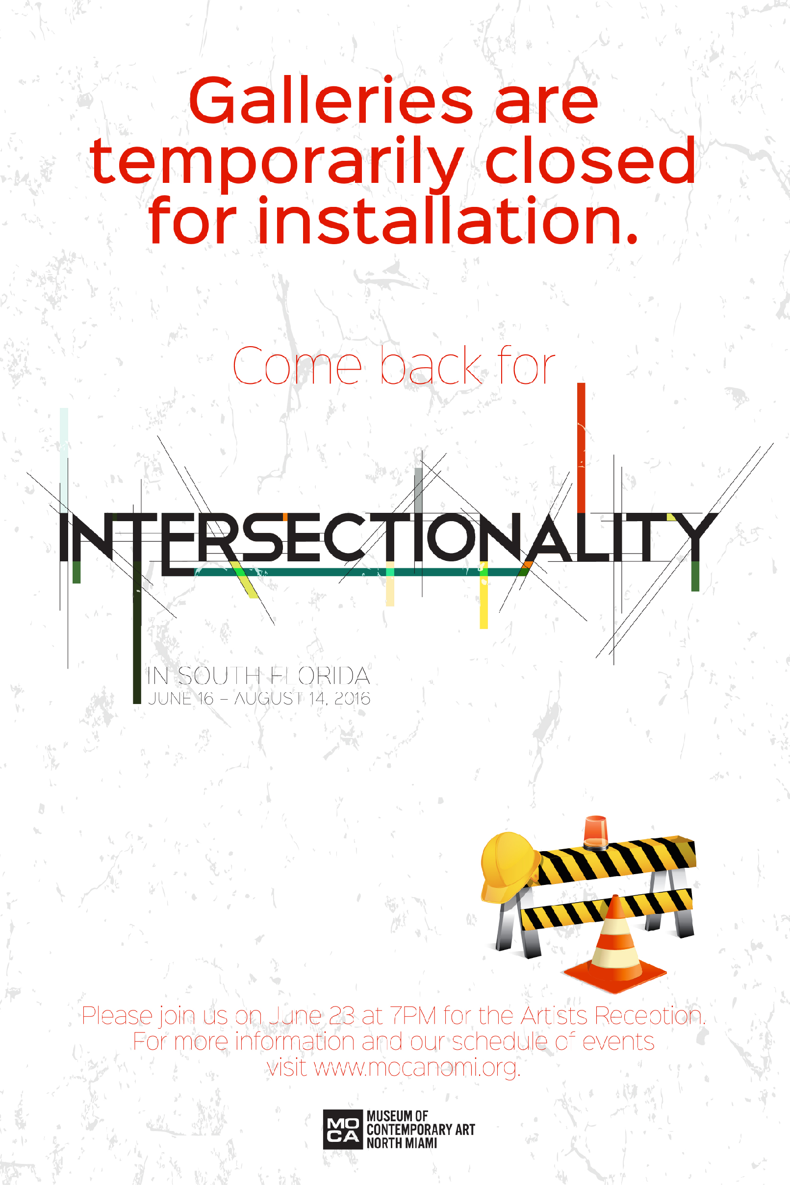 Dark Museum | Intersectionality Installation