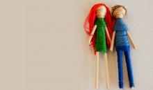 MOCA Workshop: Worry Dolls