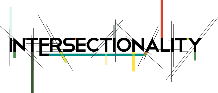 Intersectionality exhibition logo