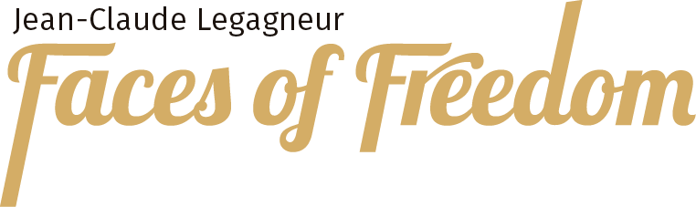 Legagneur Exhibition Logo