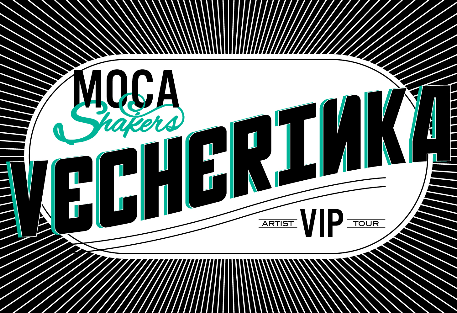 MOCA SHAKERS | Vecherinka