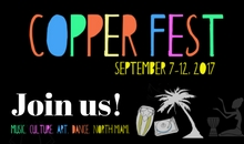 Copper Fest Celebration Postponed