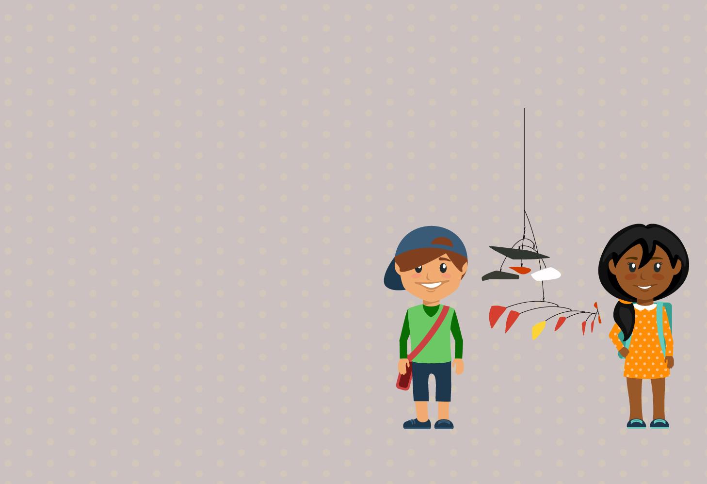 Creative Arts 4 KIDS × Alexander Calder
