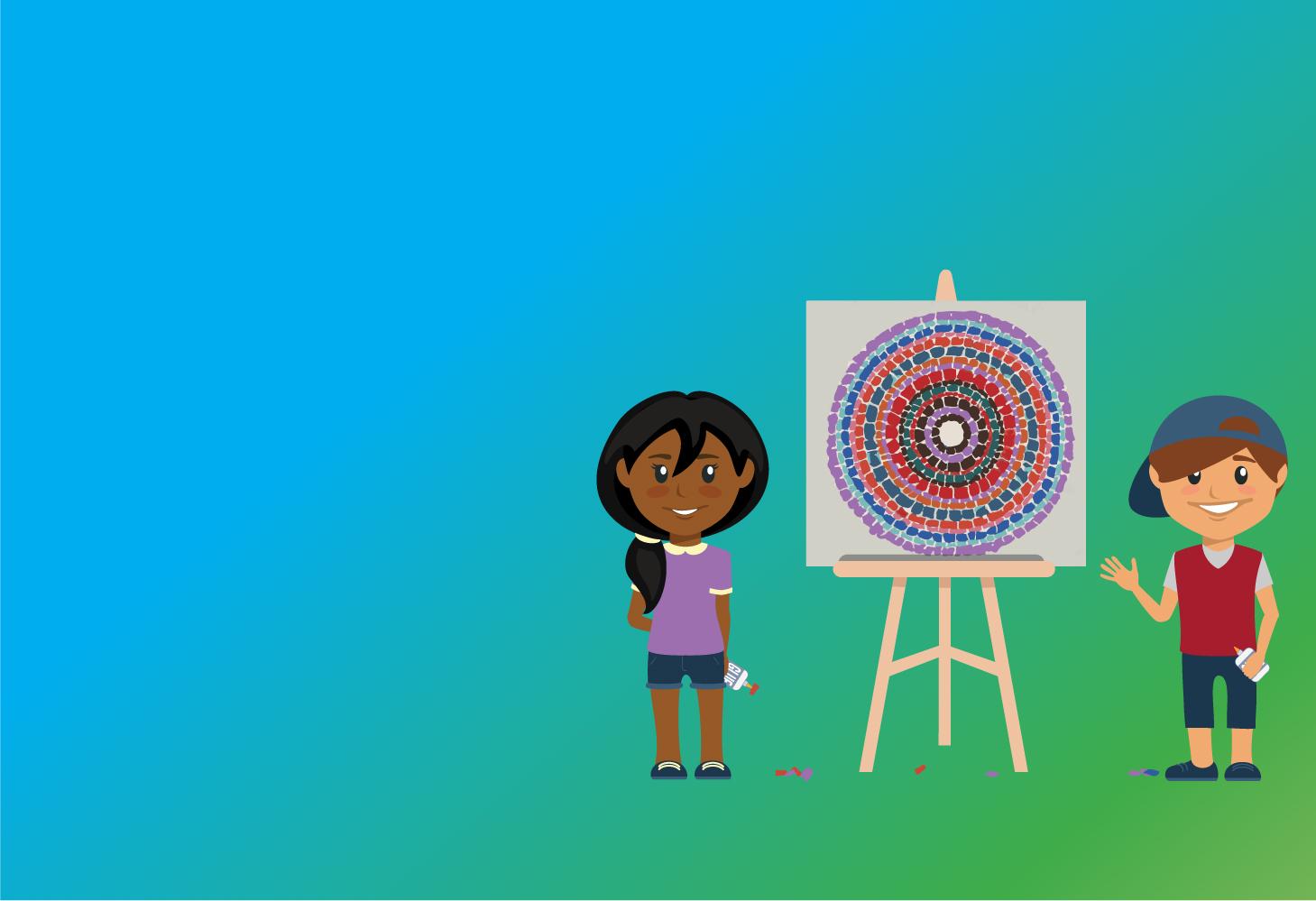 Creative Arts 4 KIDS × Alma Thomas