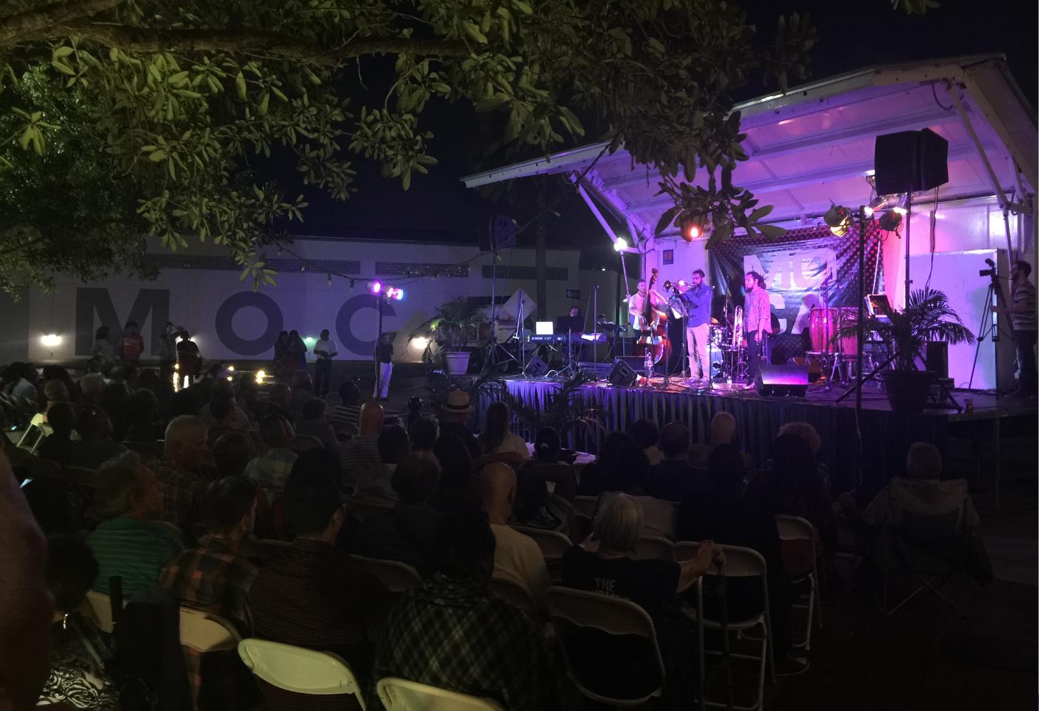 Jazz at MOCA concert