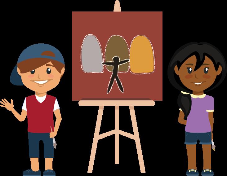 Creative Arts 4 Kids Inspired by Queenie McKenzie