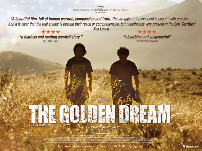 "Moca moving images | ""the golden dream"" film screening"