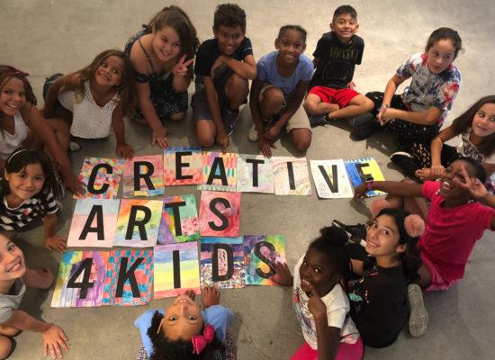 Creative arts 4 kids (2018-2019)