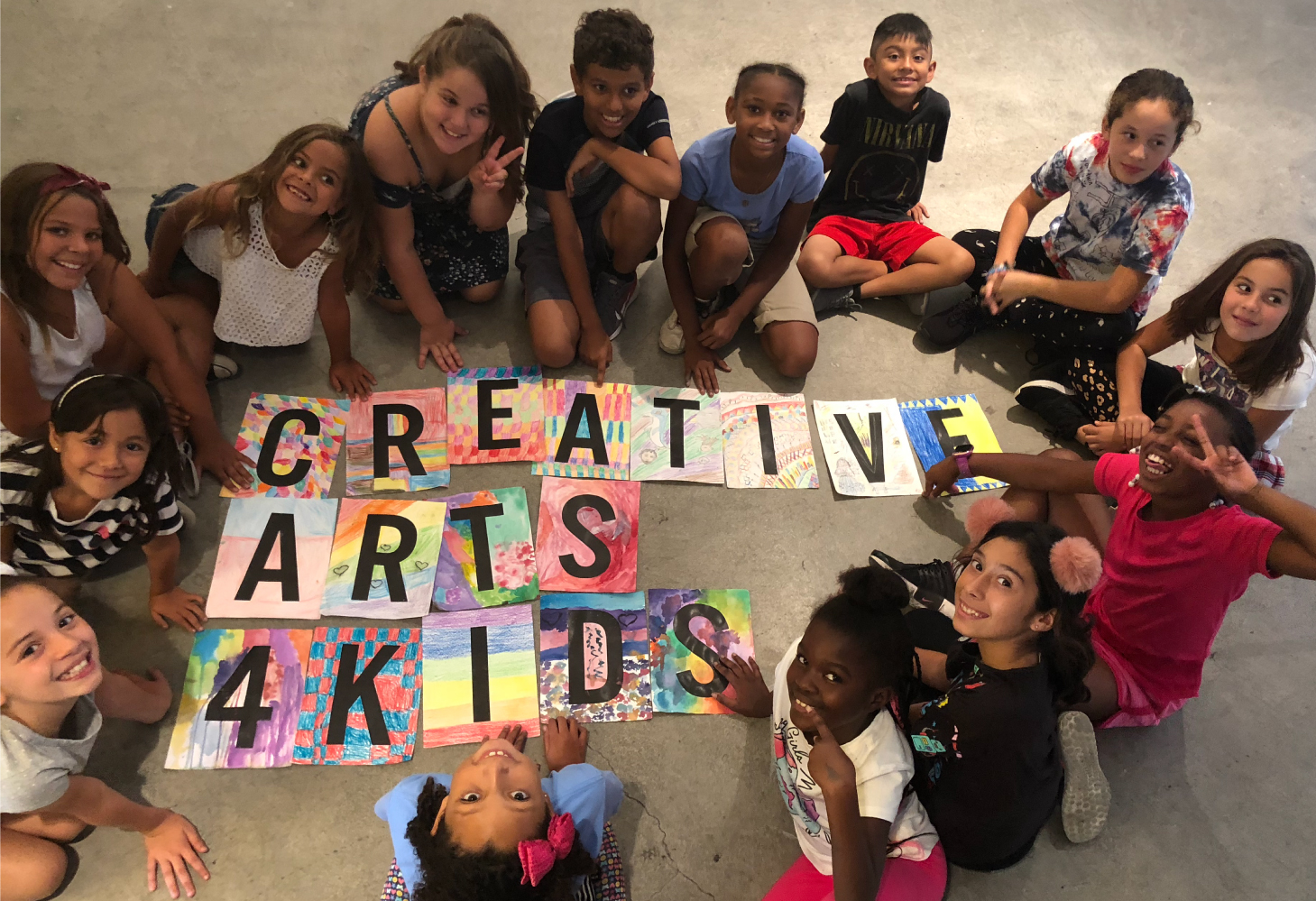 Creative arts 4 kids (2018-2019)