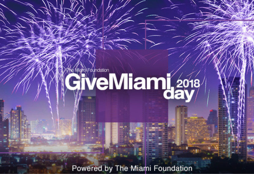 Support moca on give miami day