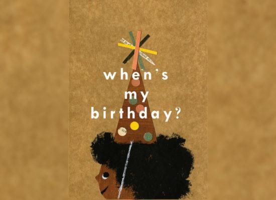 "Sunday stories ""when's my birthday"""