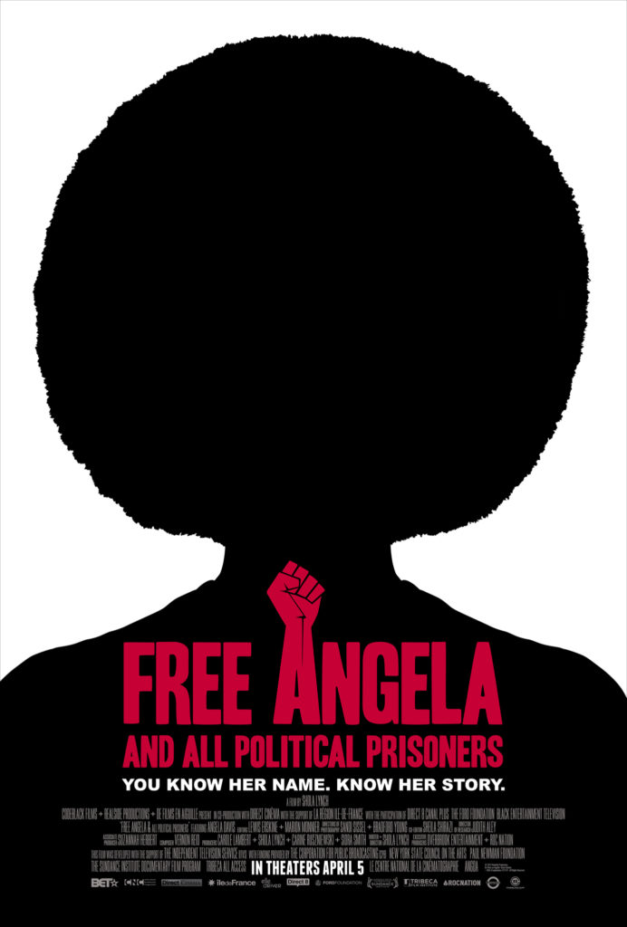 Moca moving images: free angela and all political prisoners