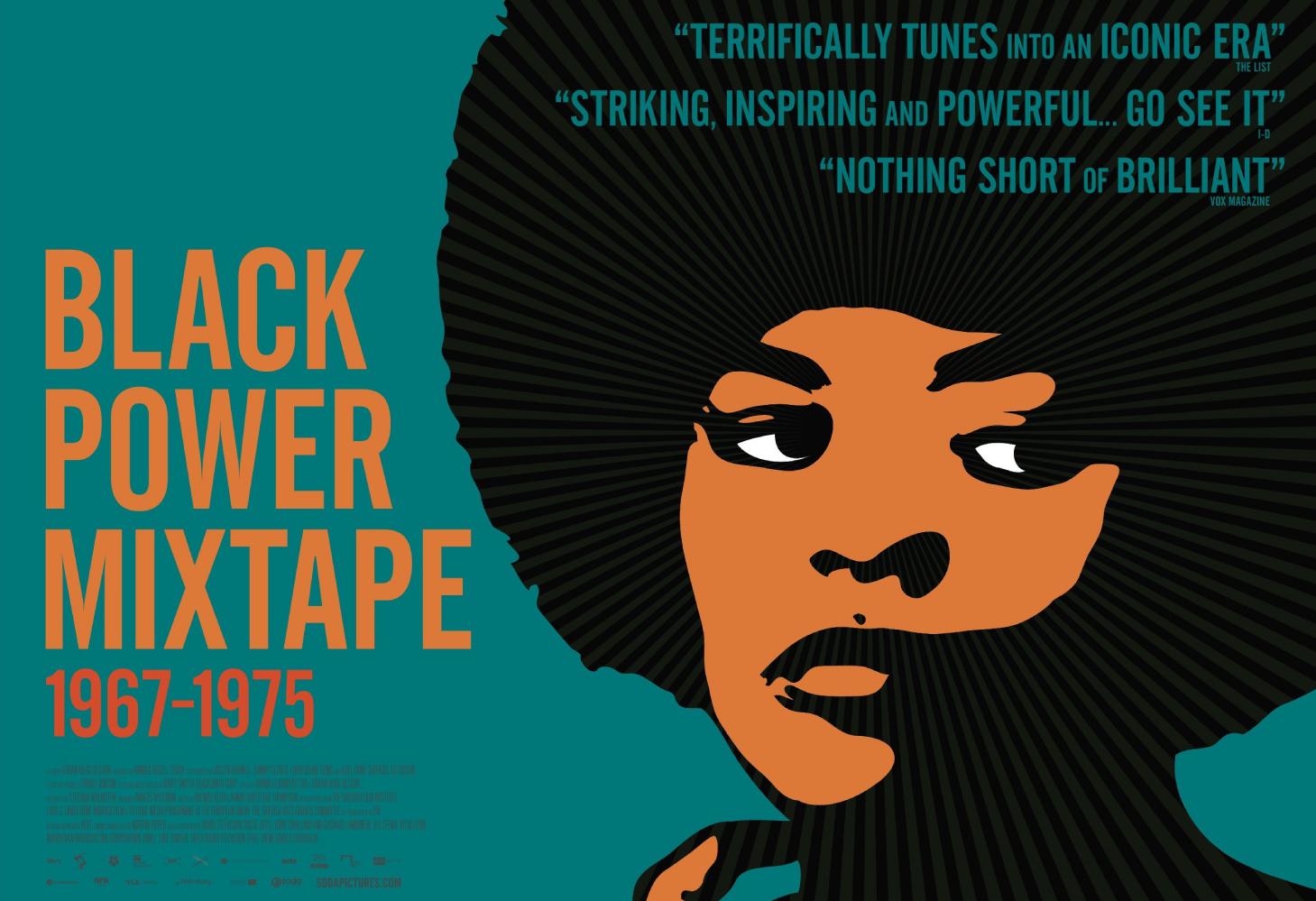 Black Power Mixtape poster