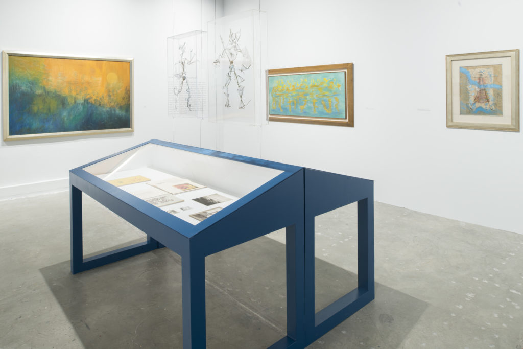 Alice rahon: poetic invocations installation view