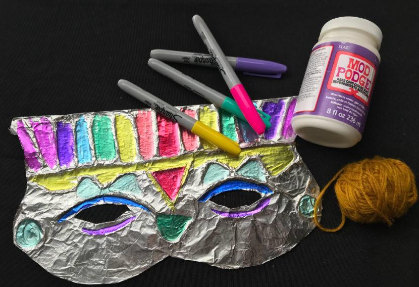 Moca minimakers | metal masks