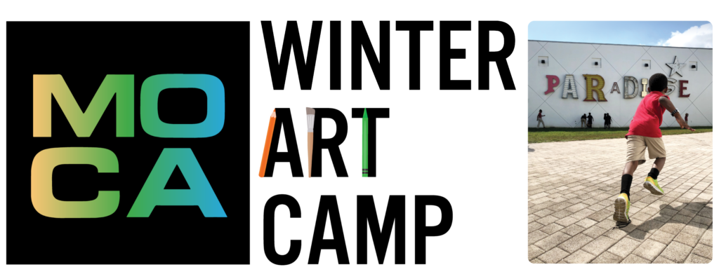 Winter art camp 2019