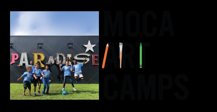 Moca art camps