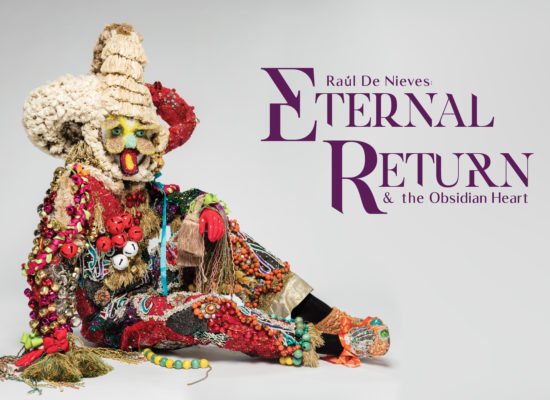 Raúl de nieves: eternal return & the obsidian heart