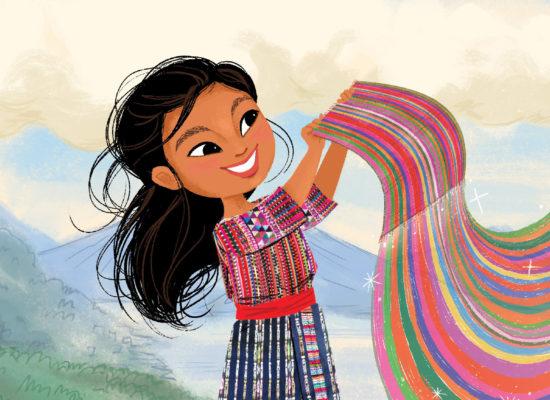 rainbow weaver