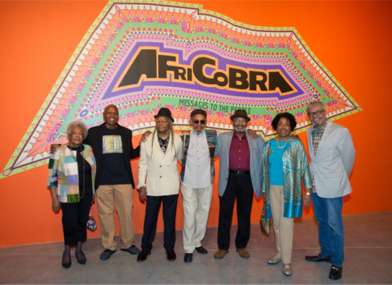 Africobra artist panel