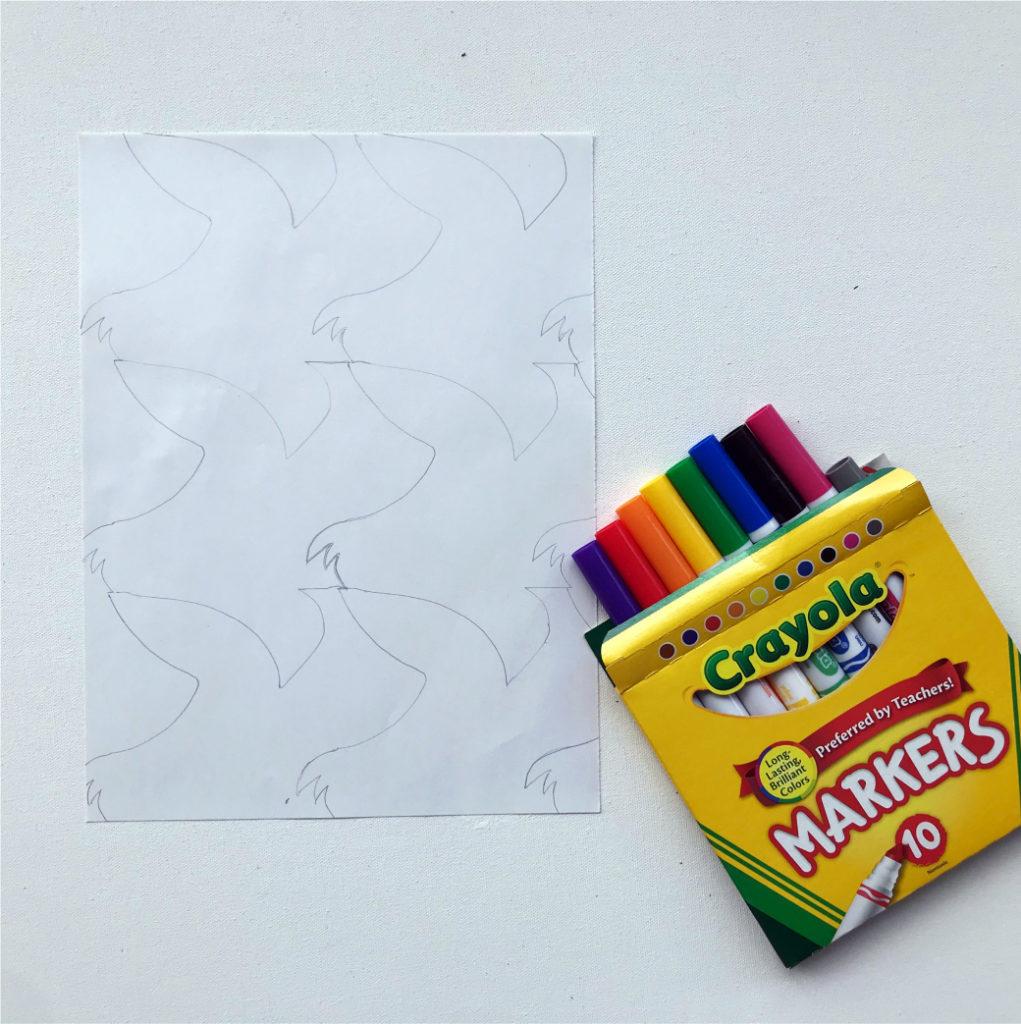 Art project | tessellation sensation