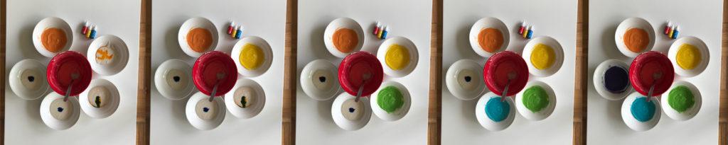 DIY Paint mixes