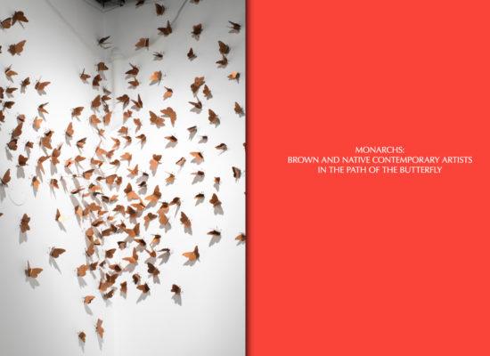 Monarchs exhibition catalog