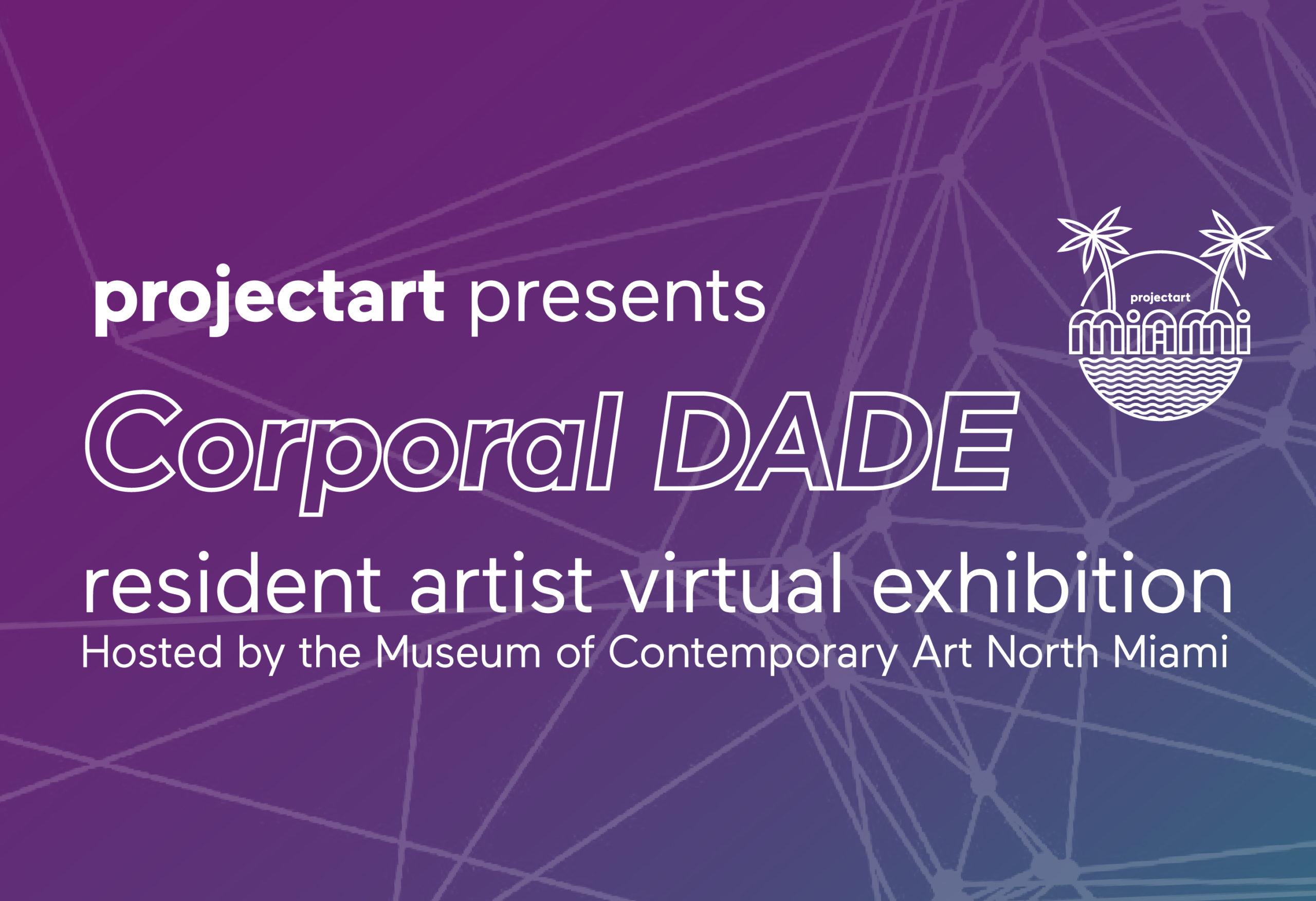 Digital exhibition: corporal dade