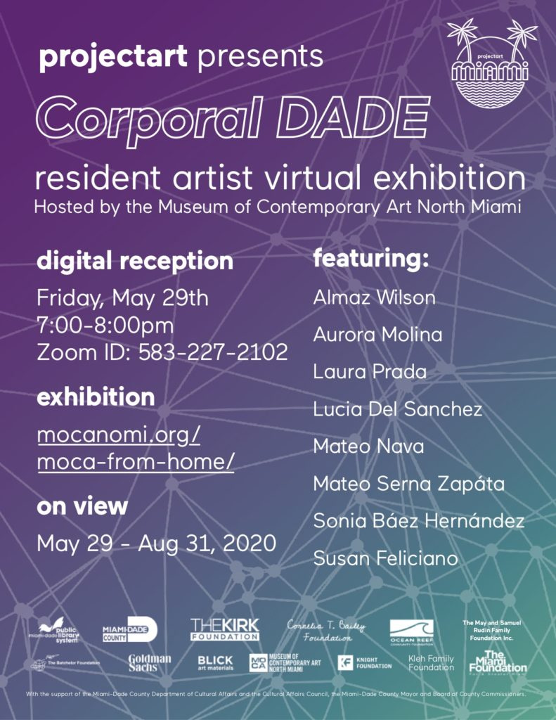 Digital exhibition: corporal dade