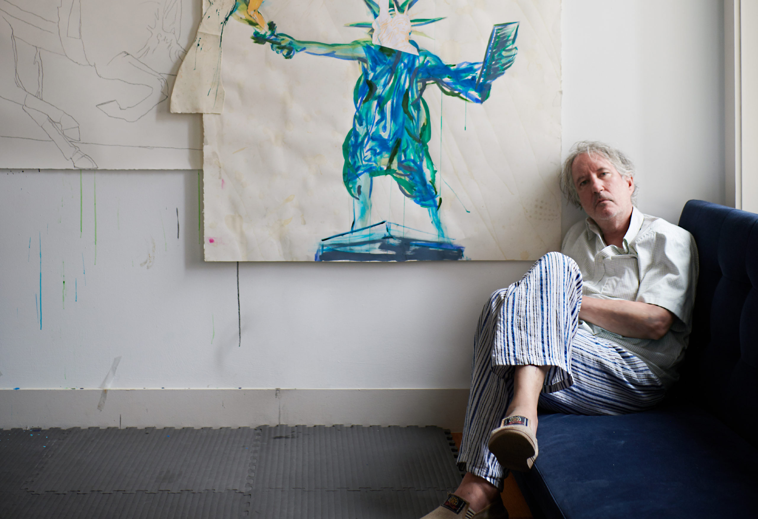 All images © Raymond Pettibon. Courtesy the artist and David Zwirner