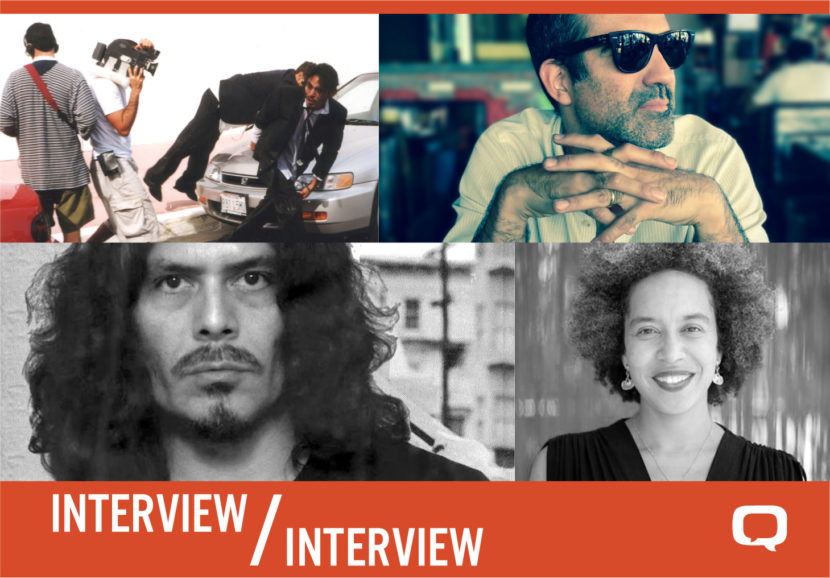 Conversations at moca: interview/interview