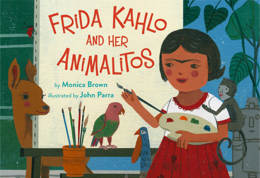 Sunday stories: frida kahlo and her animalitos