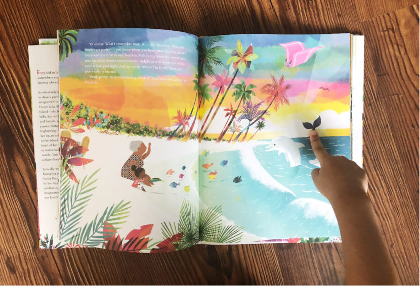 Sunday stories / islandborn