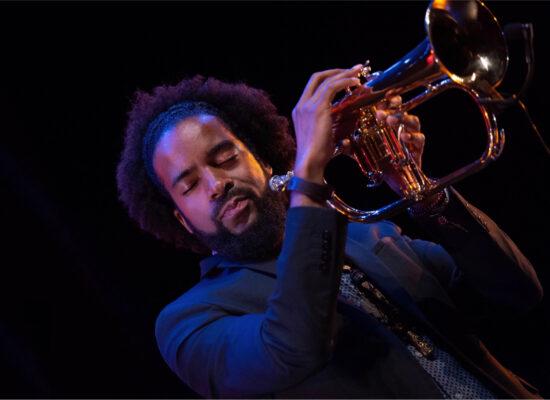 Virtual jazz at moca: jean caze quintet