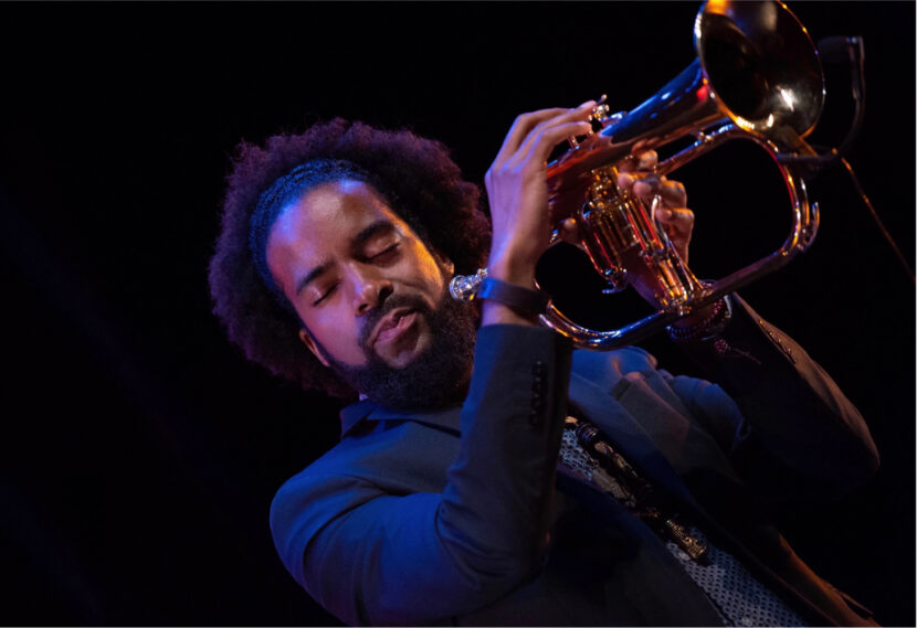 Virtual jazz at moca: jean caze quintet