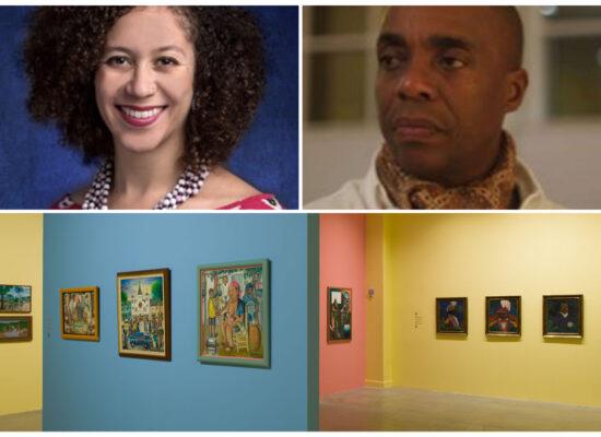Conversations at moca: life & spirituality in haitian art with jean-daniel lafontant and dr. kyrah malika daniels