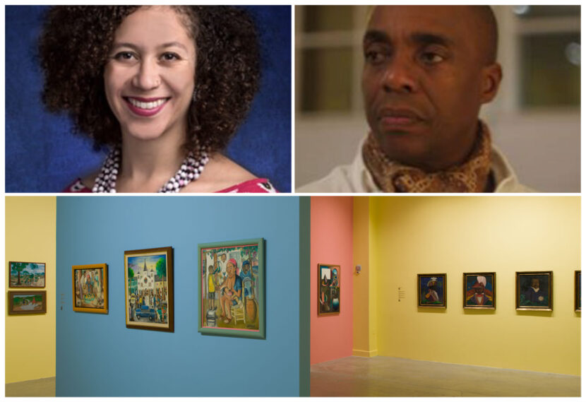 Conversations at moca: life & spirituality in haitian art with jean-daniel lafontant and dr. kyrah malika daniels