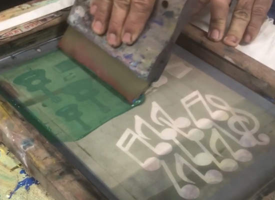 Moca makers: printmaking