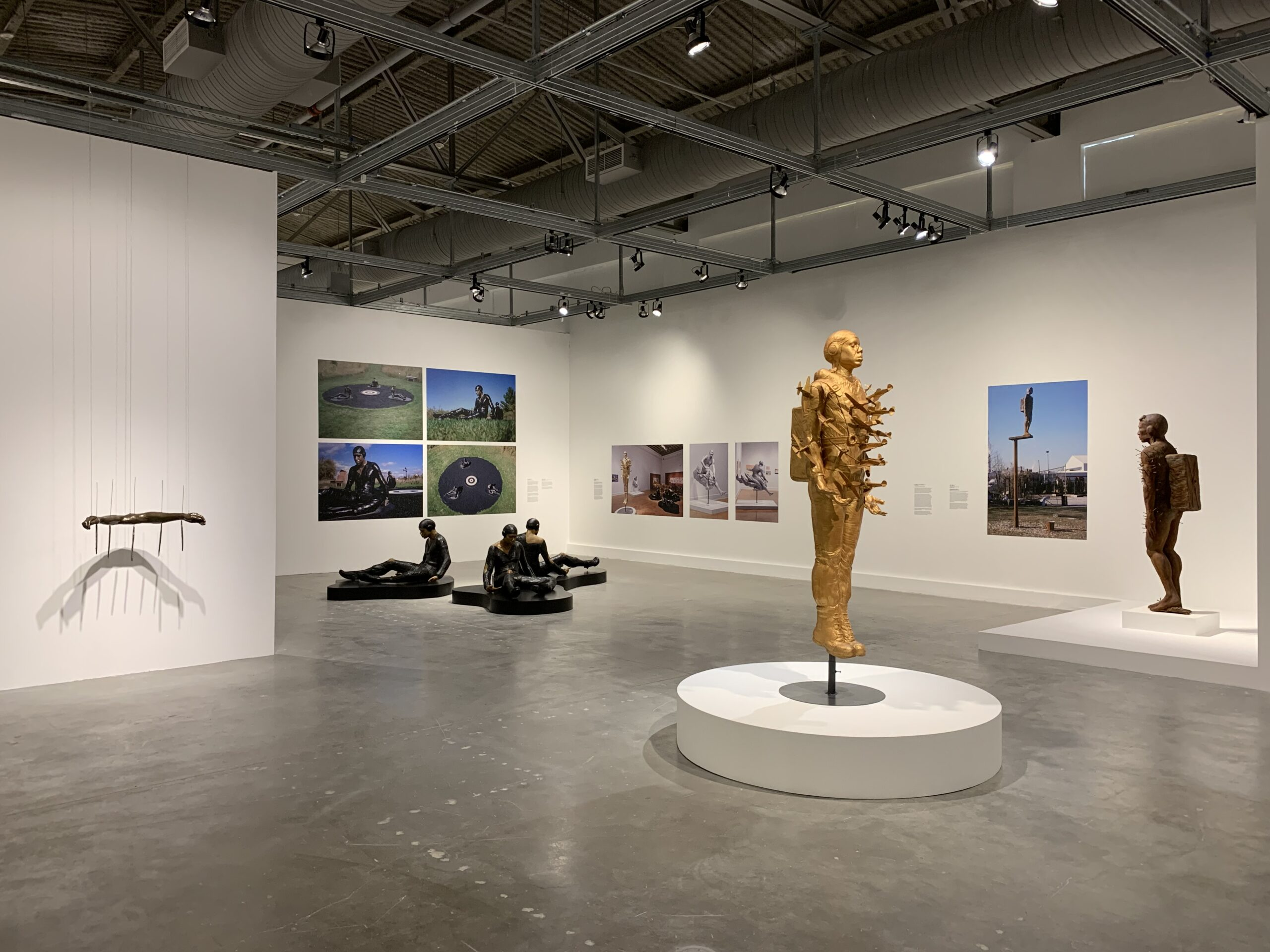 Virtual curator tour of michael richards: are you down? with melissa levin & alex fialho
