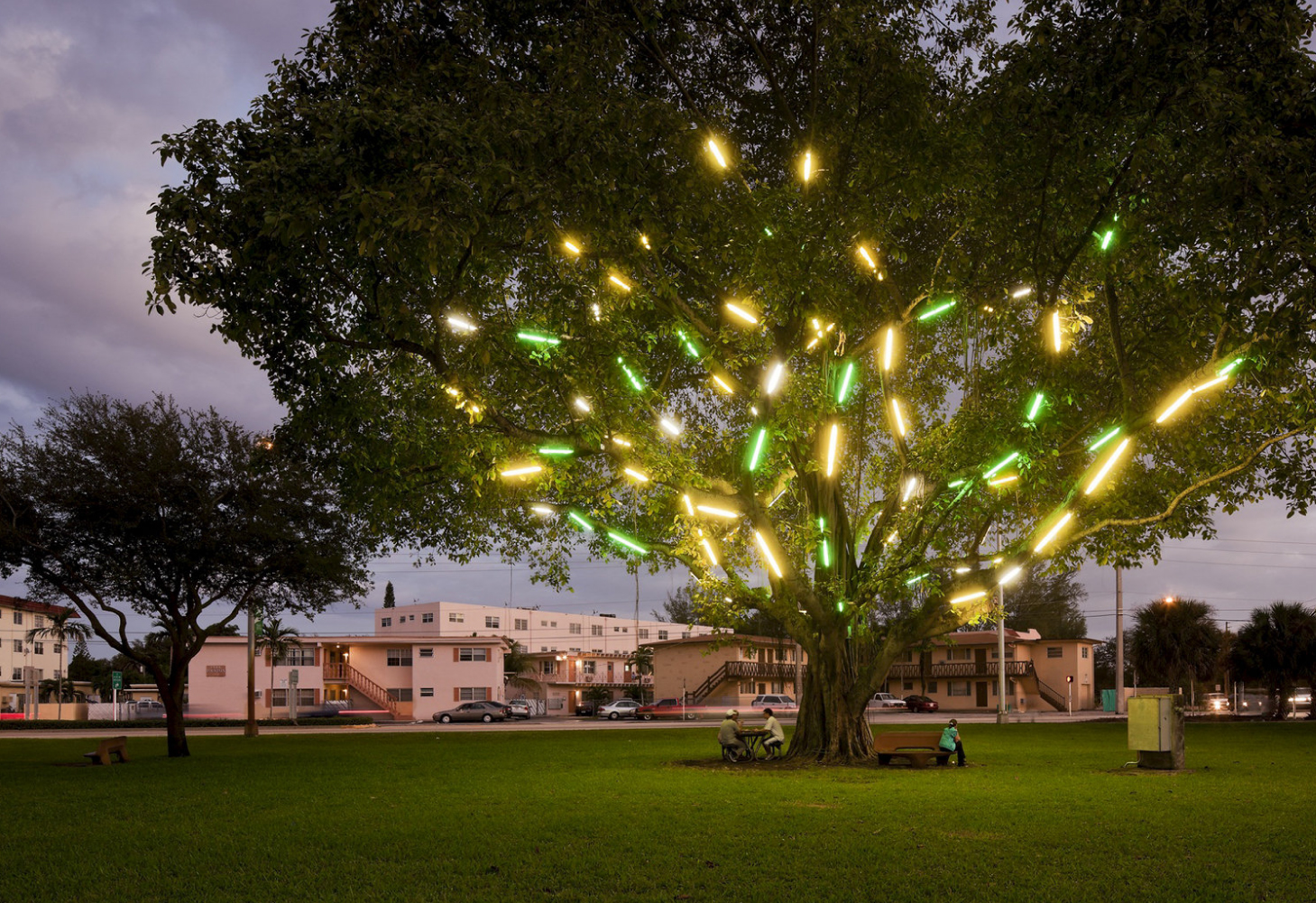 Conversation at moca: electric tree with mark handforth and adler guerrier