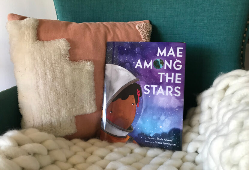 Virtual sunday stories: mae among the stars