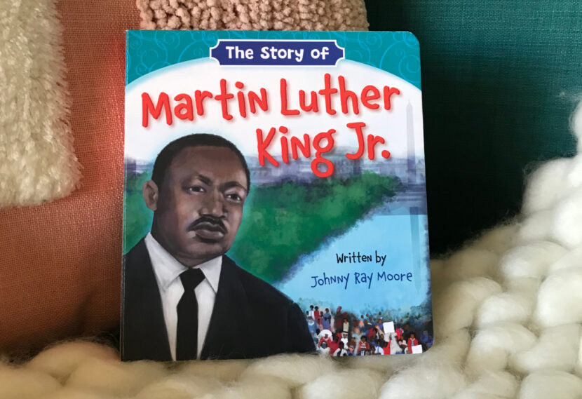 Virtual sunday stories: the story of martin luther king jr.
