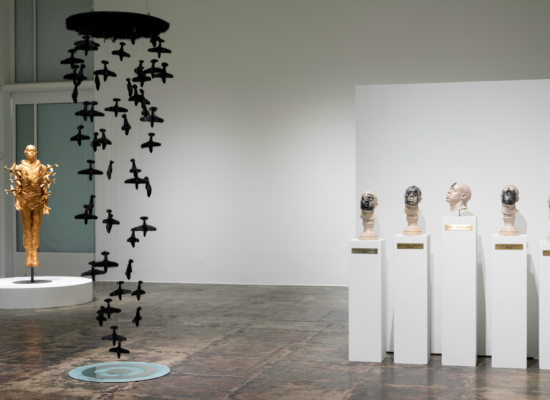 Curator tour of michael richards: are you down? with melissa levin & alex fialho