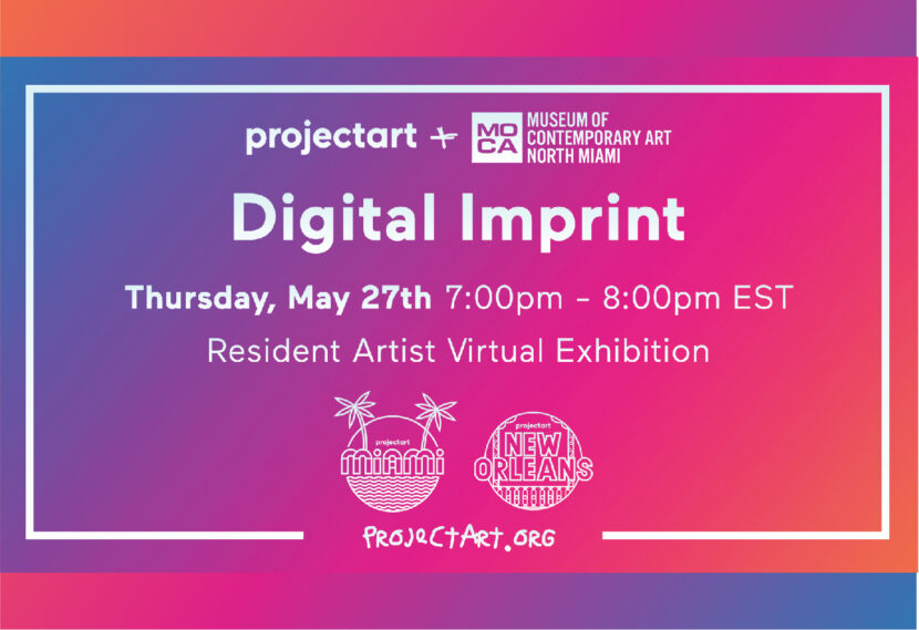 Projectart: digital imprint