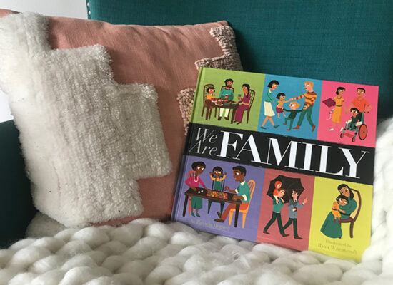 Sunday stories: we are family